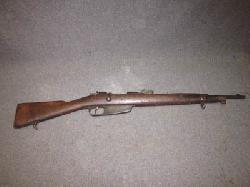 fr047-wwiwwii-italian-m9124-65mm-carbine-demilled-nonfiring