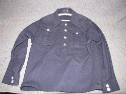 click to see GU-304, WWII German M37 Winter Hitlerjugend / BDM Uniform Tunic