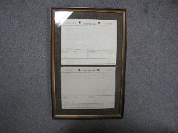 click to see PH-265, WWII USN CINCPAC Classified Incomming Telegram Set