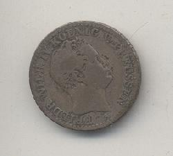 click to see GM-558, Franco-Prussian War Era Prussian Vienen Thaler Coin