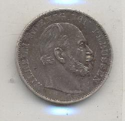 click to see gm554-francoprussian-war-prussian-1-thaler-silver-coin