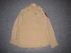 click to see uu538-korean-war-era-us-army-2nd-cavalry-officers-khaki-shirt