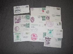 click to see UM-287, Vietnam War Special Event First Day Letter Covers