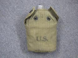 click to see SALE UF-051, WWI US M1910 Canteen Set