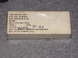 click to see OR-242, Vietnam War Era USN / Coast Guard Line Throwing Gun .45 Blanks