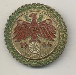 click to see gwm0029-rare-2-wwii-germanoccupied-austria-1944-dated-pistole-pistol-marksmanship-badge