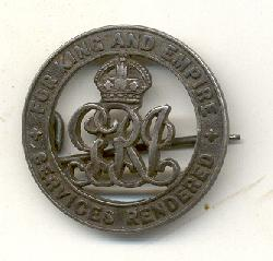 click to see bxm0002-rare-named-wwi-british-silver-war-or-services-rendered-badge-named-to-the-25th-royal-fusiliers